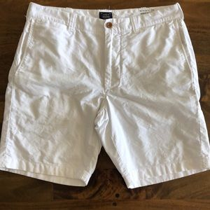 J. Crew Men's Stanton Shorts - Size 32